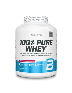 100% PURE WHEY 2,27KG...