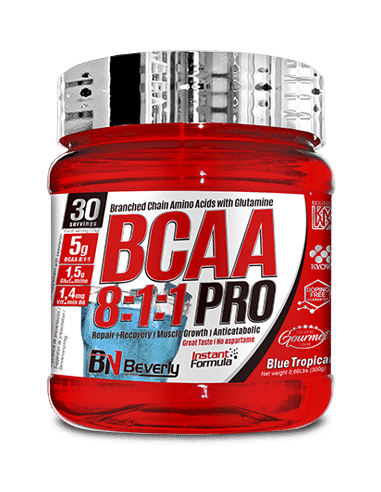 BCAA 8.1.1 PRO INSTANT 300G BEVERLY
