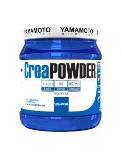 CREA POWDER CREAPURE 500G YAMAMOTO NUTRITION