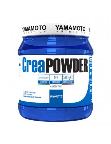 CREA POWDER CREAPURE 500G YAMAMOTO...