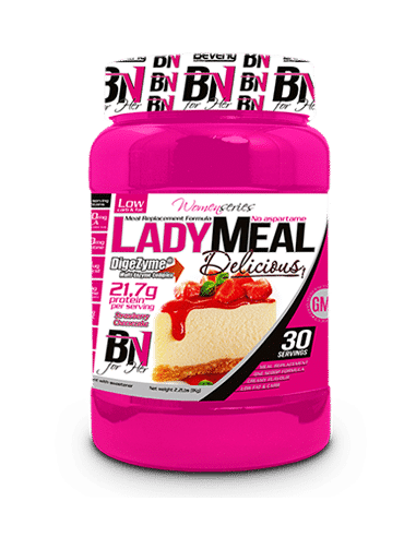 LADY MEAL 1KG BEVERLY NUTRITION