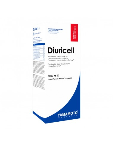 DIURICELL 1L YAMAMOTO NUTRITION